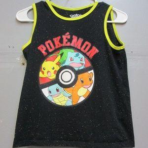Boys XL Pokemon Tank Top